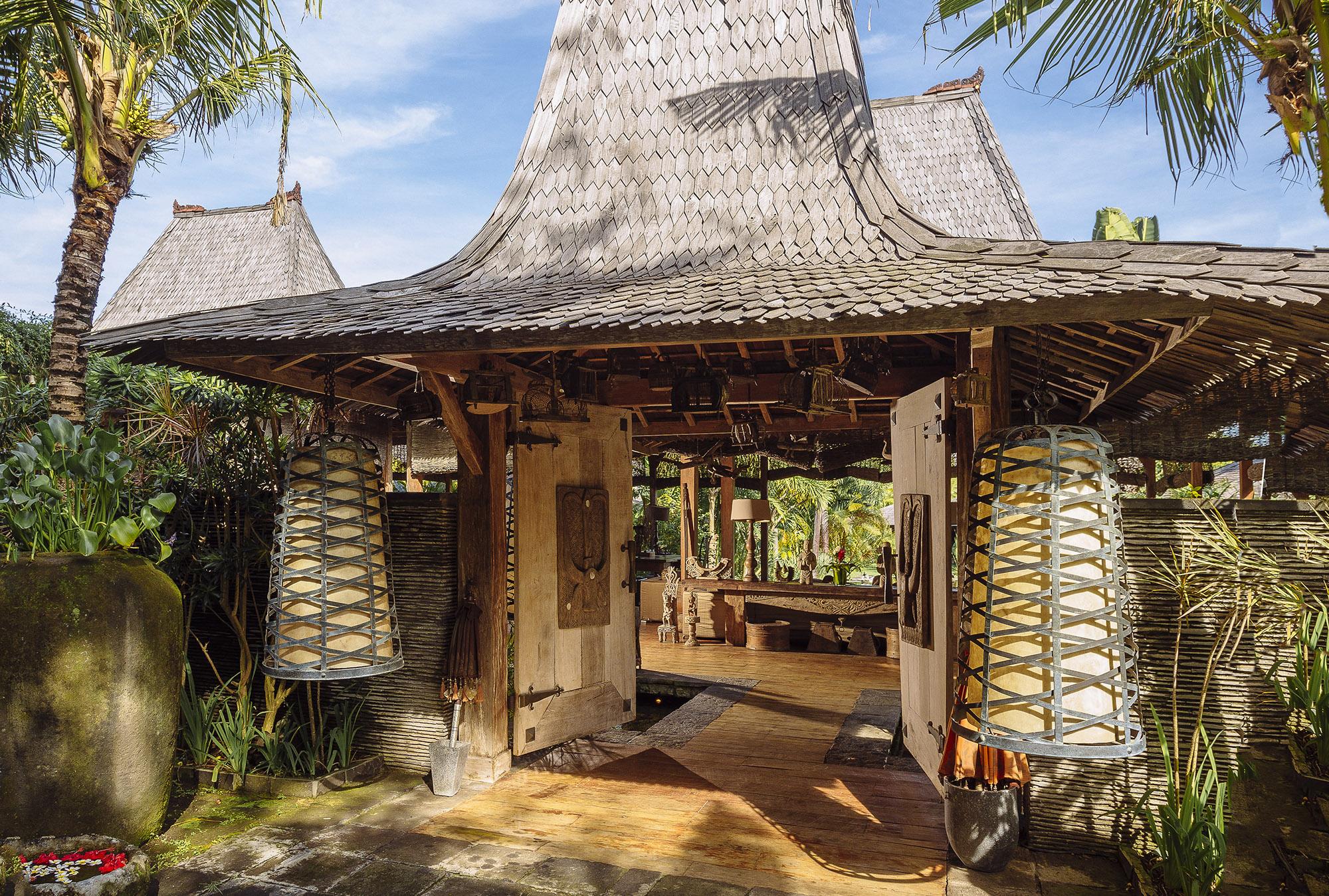 Villa Zelie - Outdoor living area