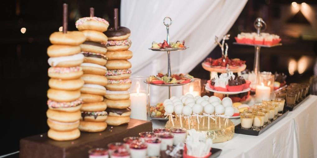 thai dessert wedding villa shanti