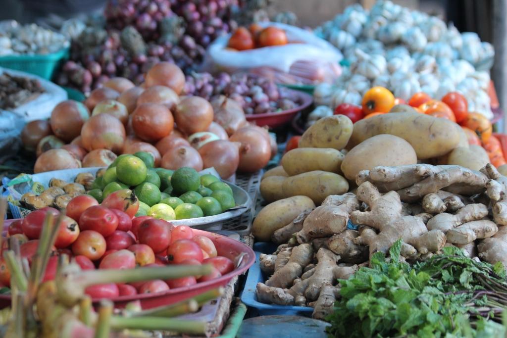 Produce Market Phuket
