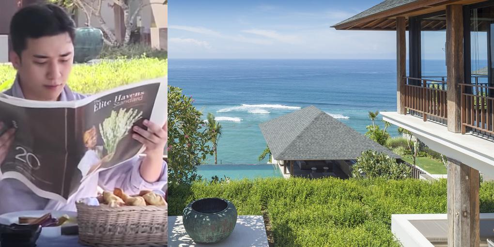 Elite Havens host Seungri Big Bang in Bali 2018