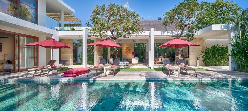Casa Brio Seminyak Family Villa