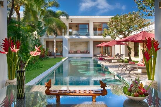 Seminyak family villa Casa Brio