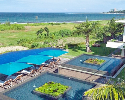 Sanur villas for groups