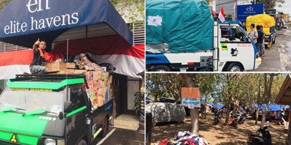 Lombok Donations