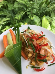 Chef Aoy's Prawn Pad Thai