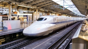 Shinkansen - Bullet train