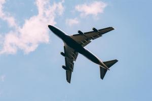 Flight to Niseko