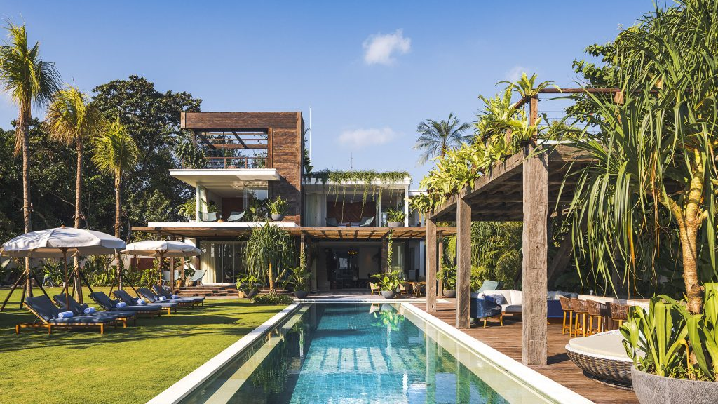 Noku Beach House - Modern villa feature