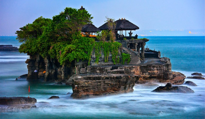 Ocean Temple - Tanah Lot