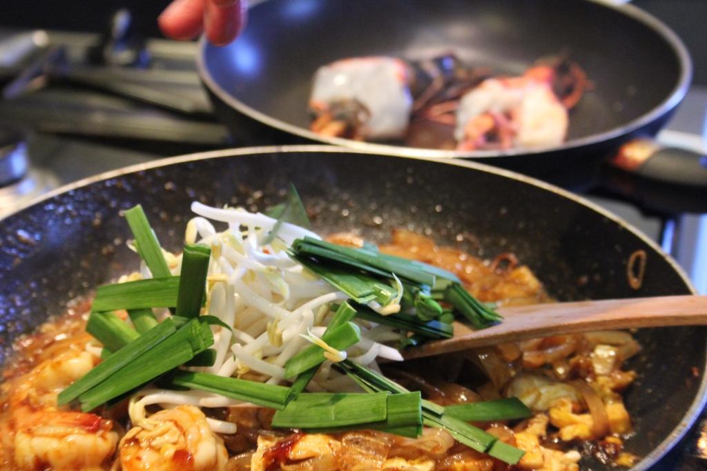 Spilling the beans Baan Bon Khao 2