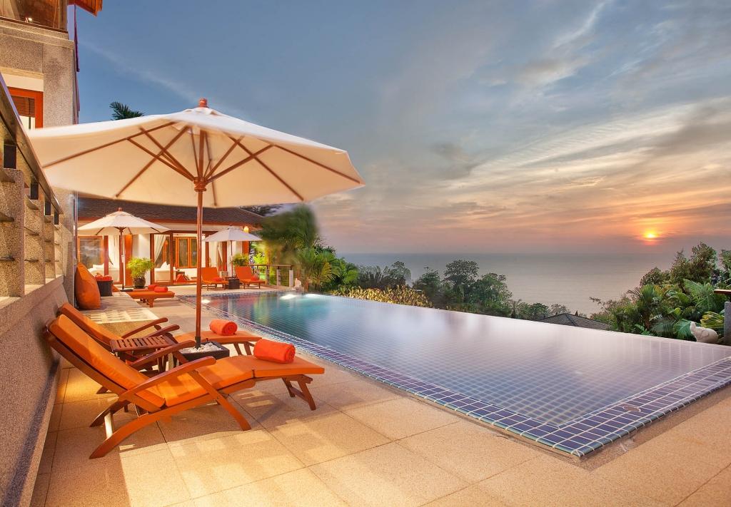 Villa Baan Bon Khao - Sunsets to stun