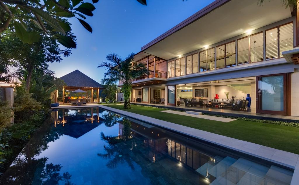 Bendega Rato - Swimming pool and villa feature