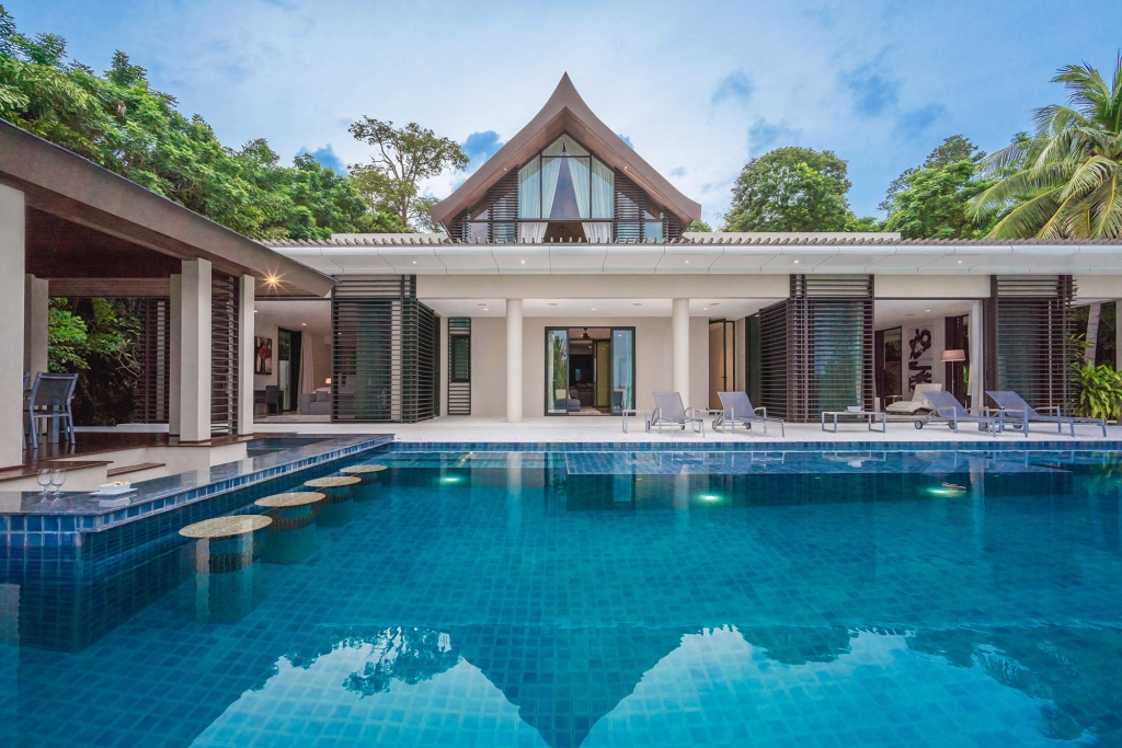 Naam Sawan - Stunning villa setting