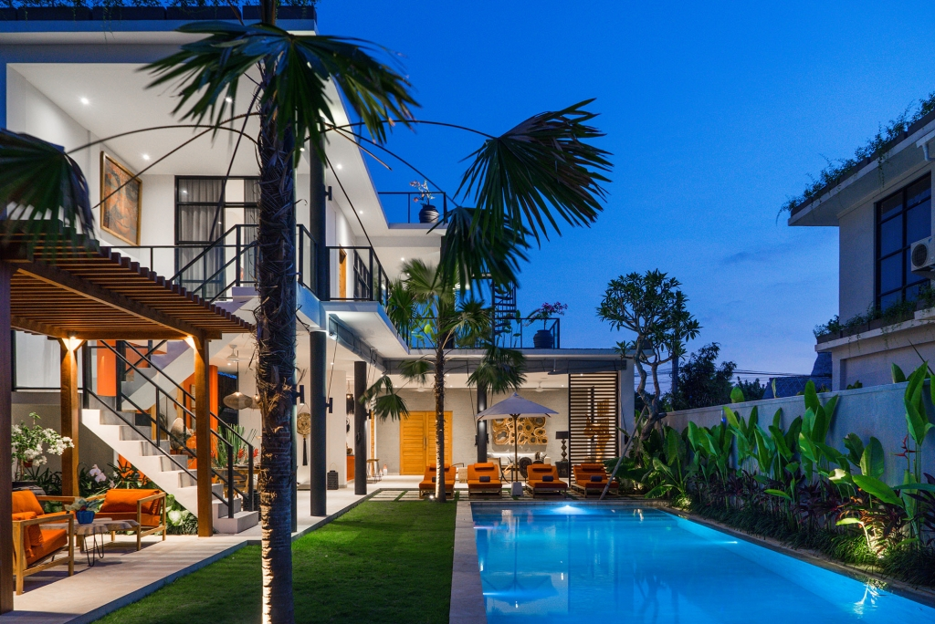 Villa Boa at Canggu Beachside Villas - A tranquil location to relax