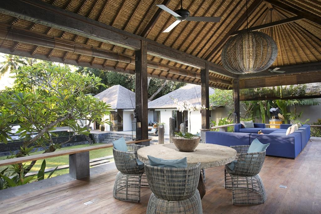 Villa Levi - Casual dining room