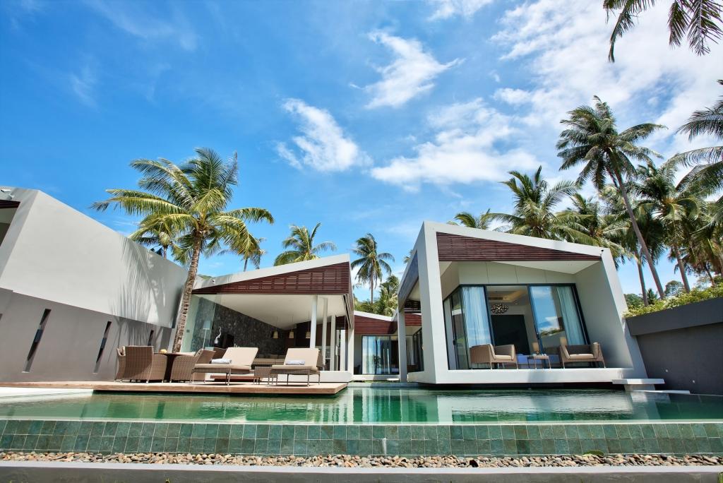 Villa Nueng - Stylish villa facade