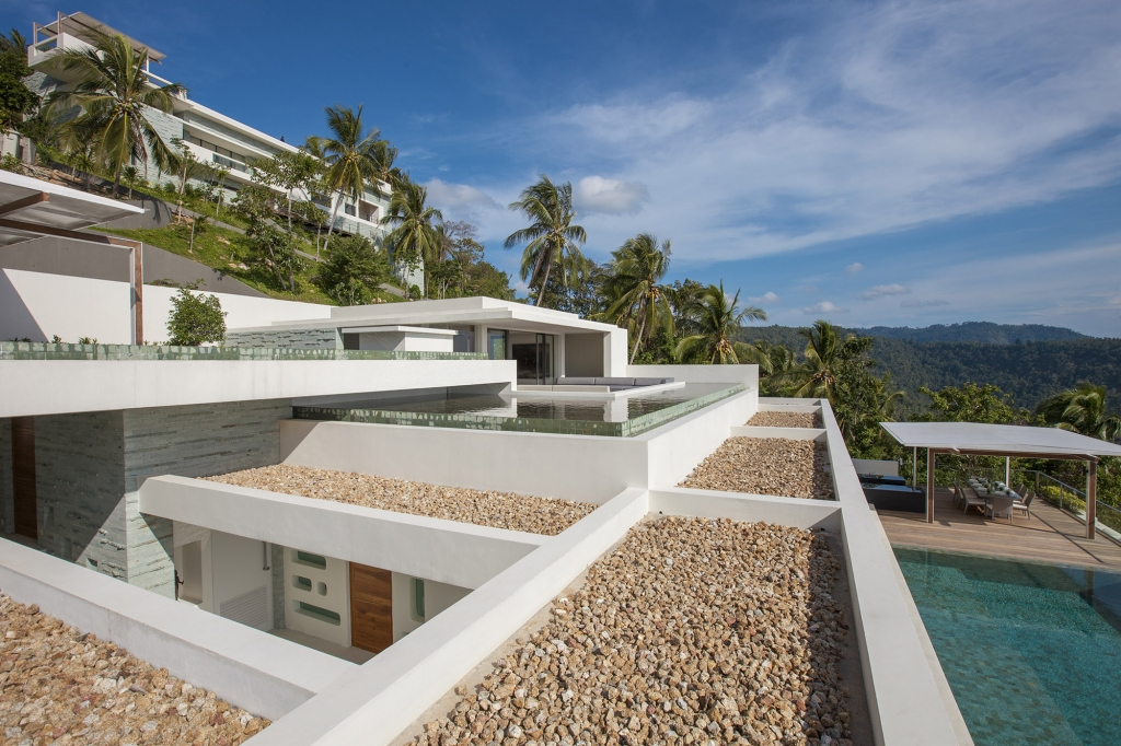 Villa Zest - Stylish villa facade