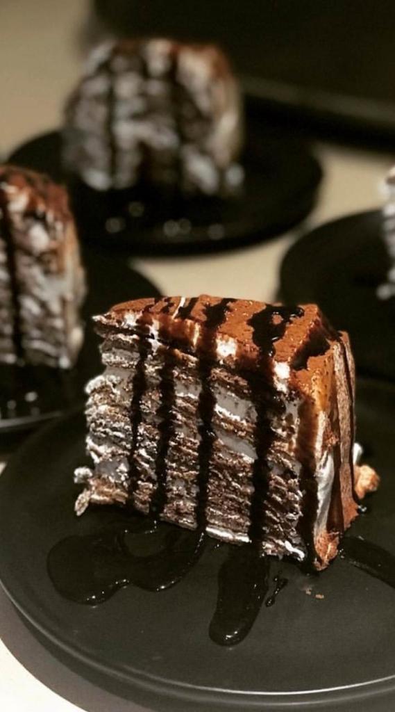 Villa Waimarie - Crepe Cake
