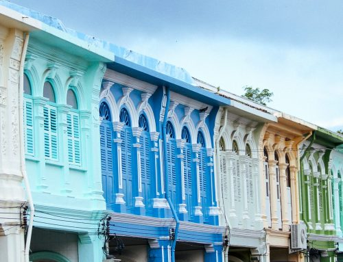 Phuket Old Town: A Colourful, Cultural Melting Pot