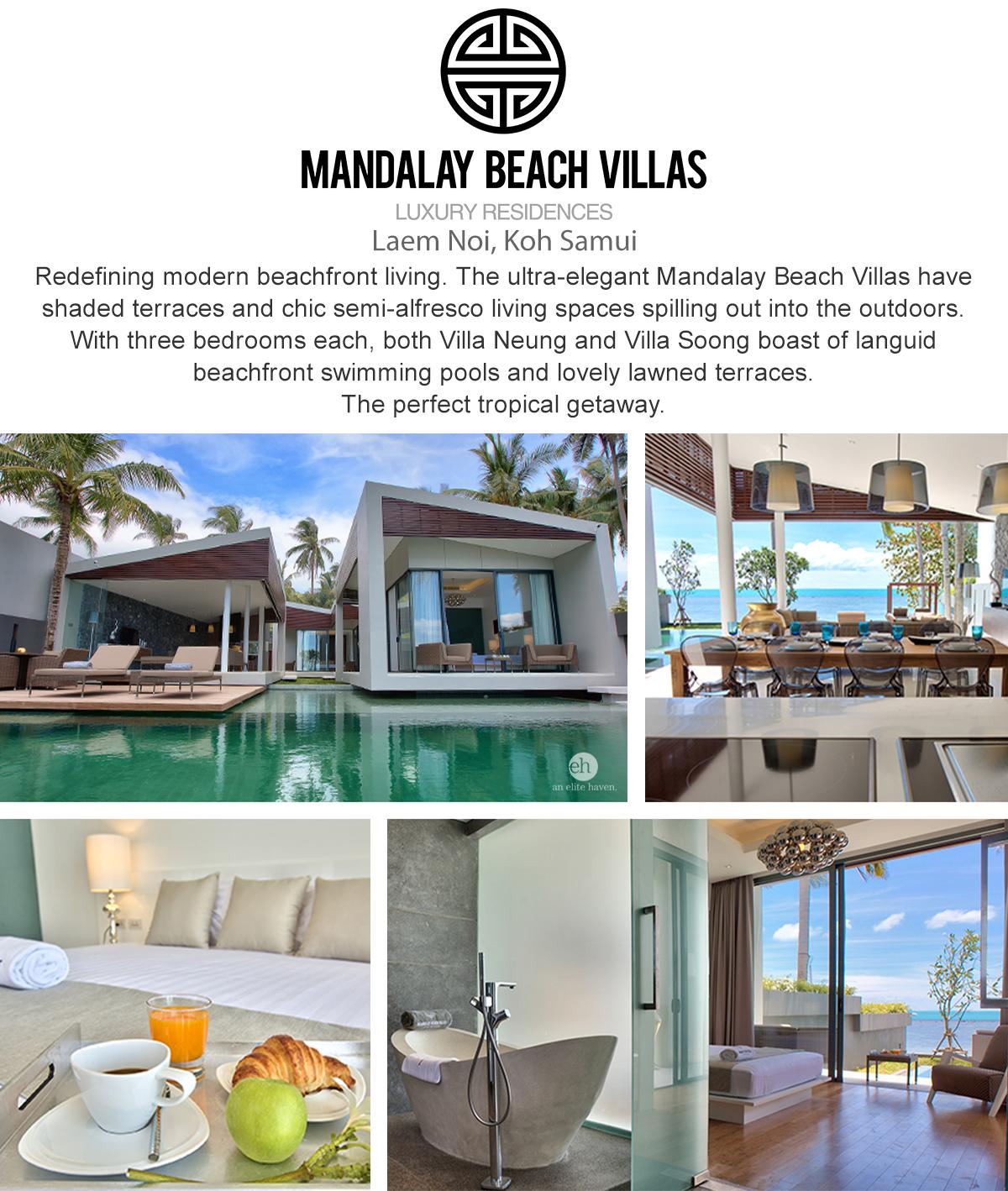 Mandalay Beach Villas - Laem Noi, Koh Samui
