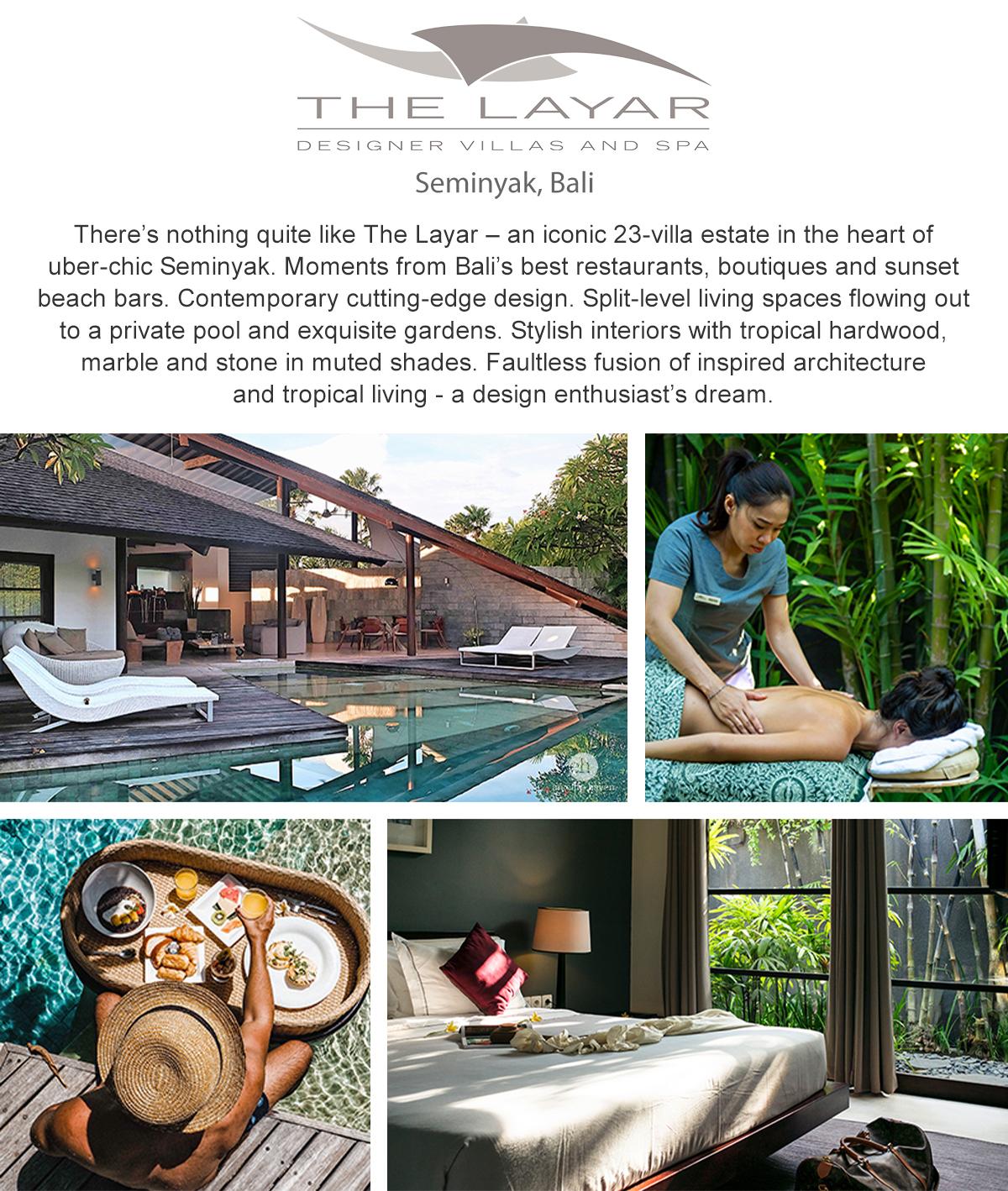 The Layar - Seminyak, Bali
