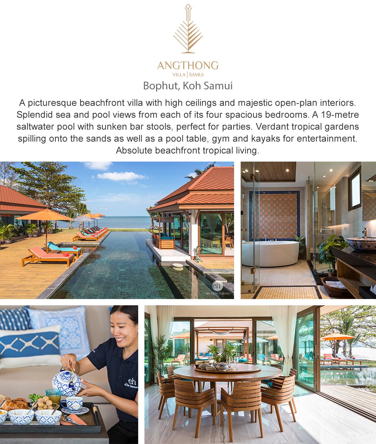 Angthong Villa - Koh Samui, Thailand
