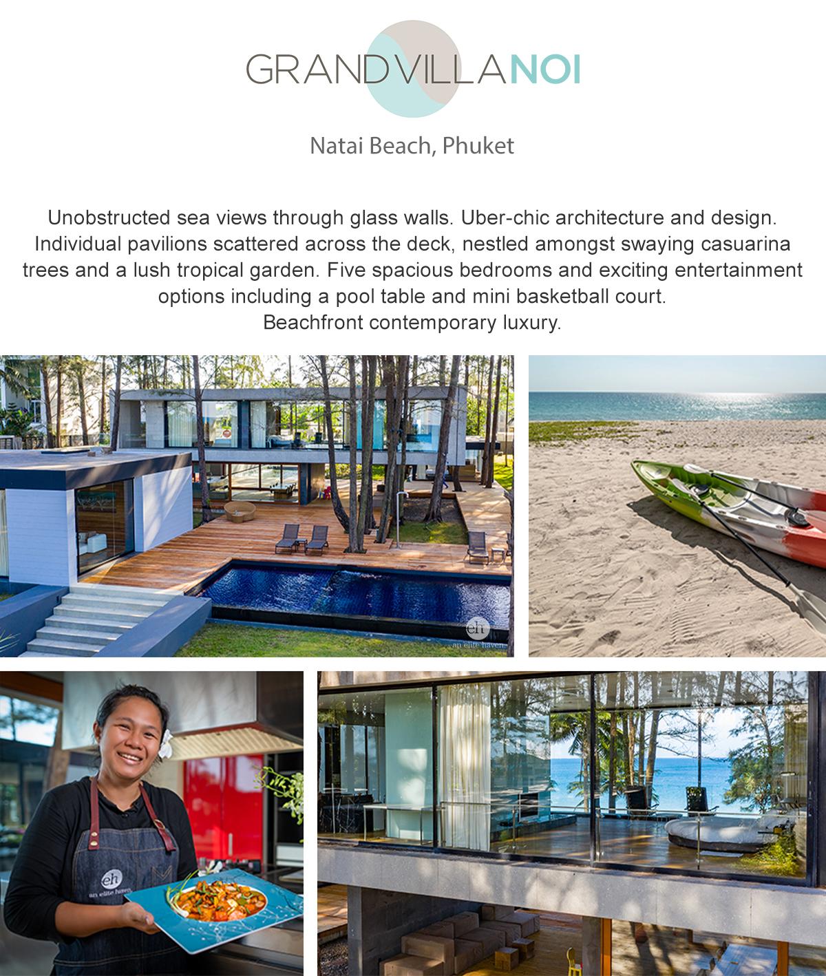 d Villa Noi - Phuket, Thailand