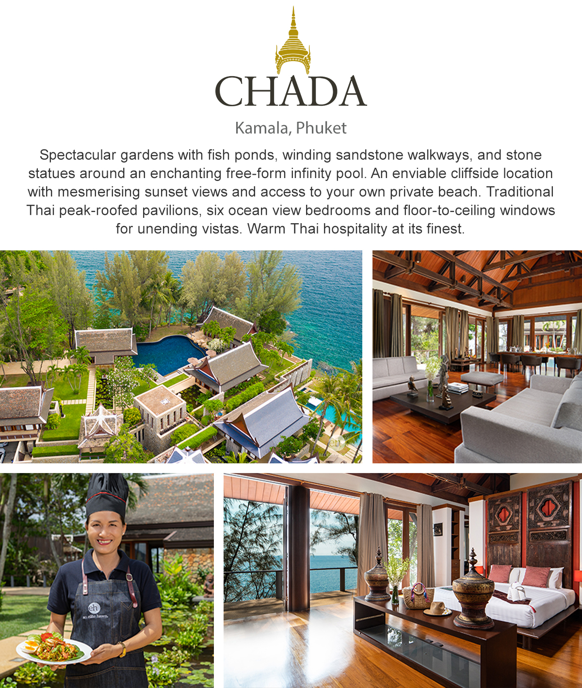 Villa Chada - Phuket, Thailand
