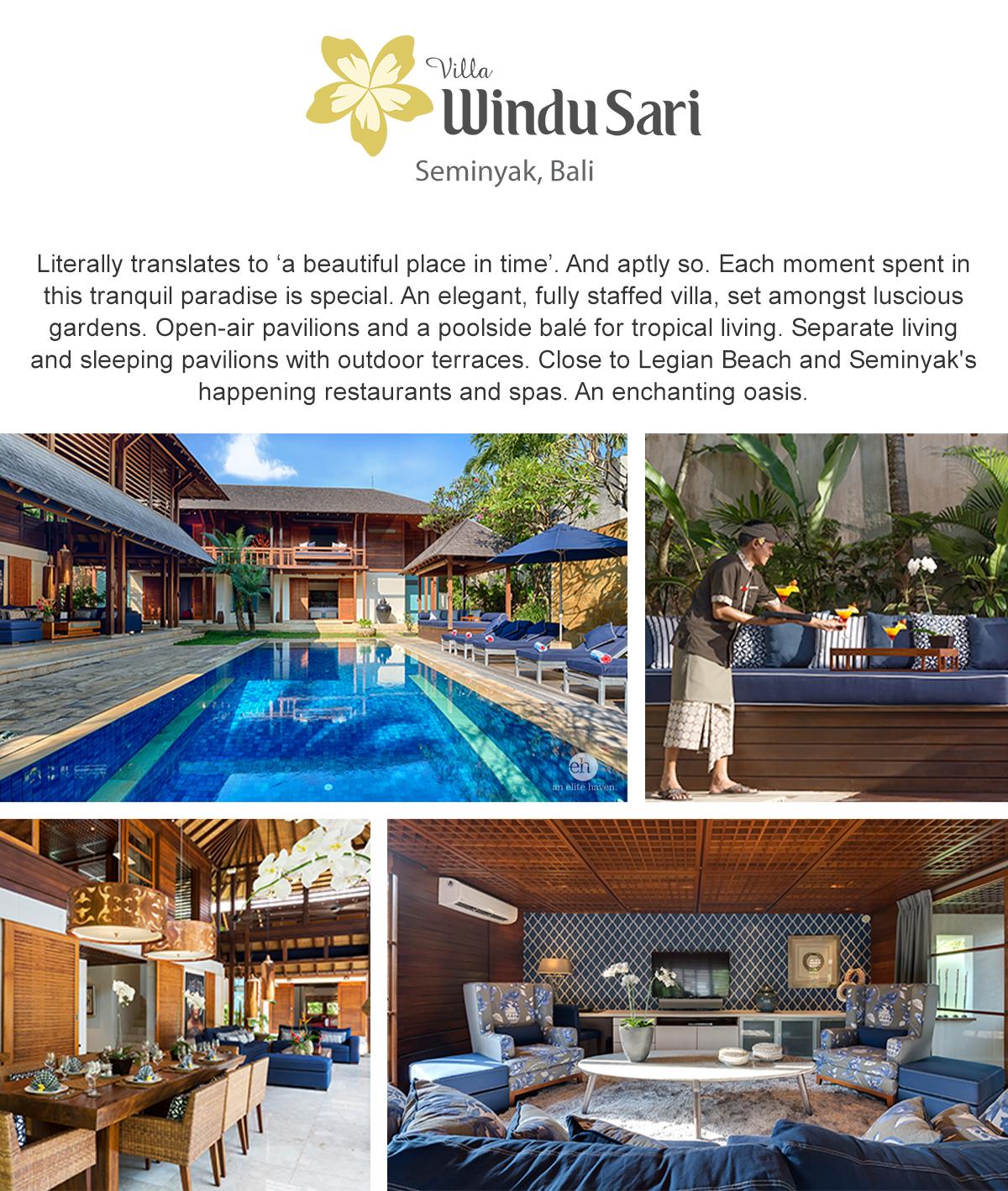Windu Sari - Seminyak, Bali