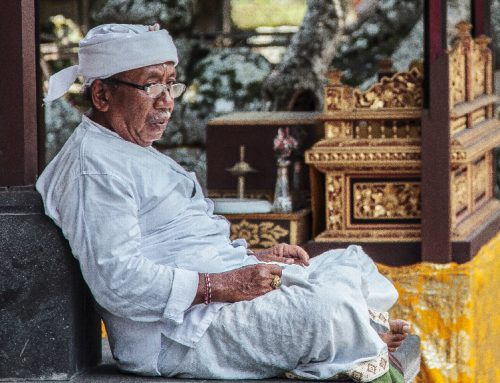 The Mystic Healers of Bali
