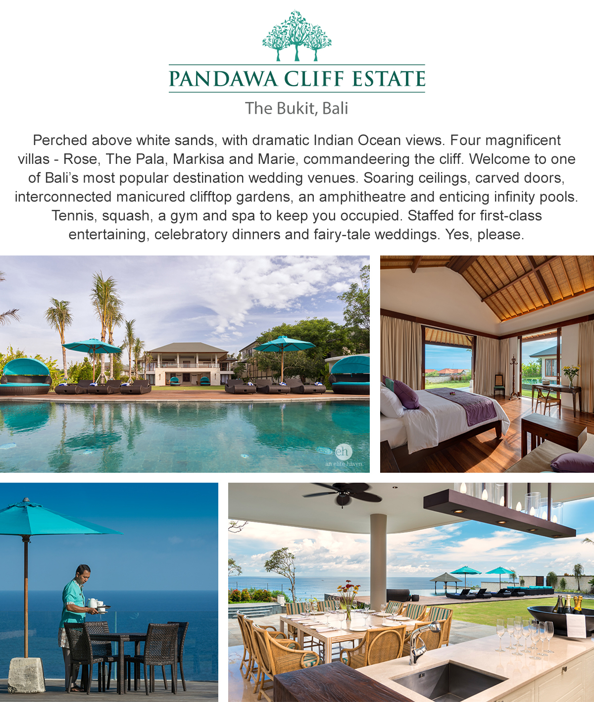 Pandawa Cliff Estate - The Bukit, Bali