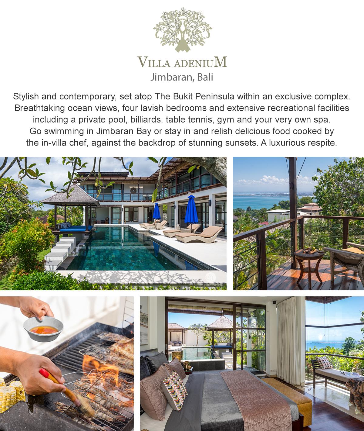 Villa Adenium - Jimbaran, Bali