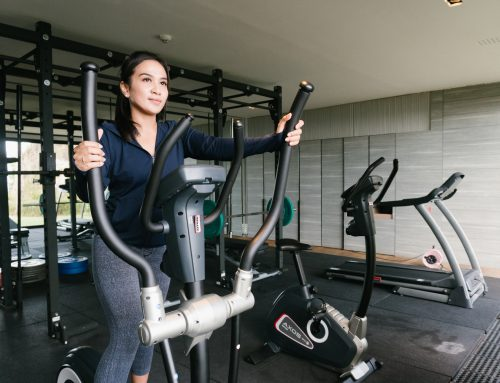Keep Fit with Elite Havens' In-villa Personal Trainers