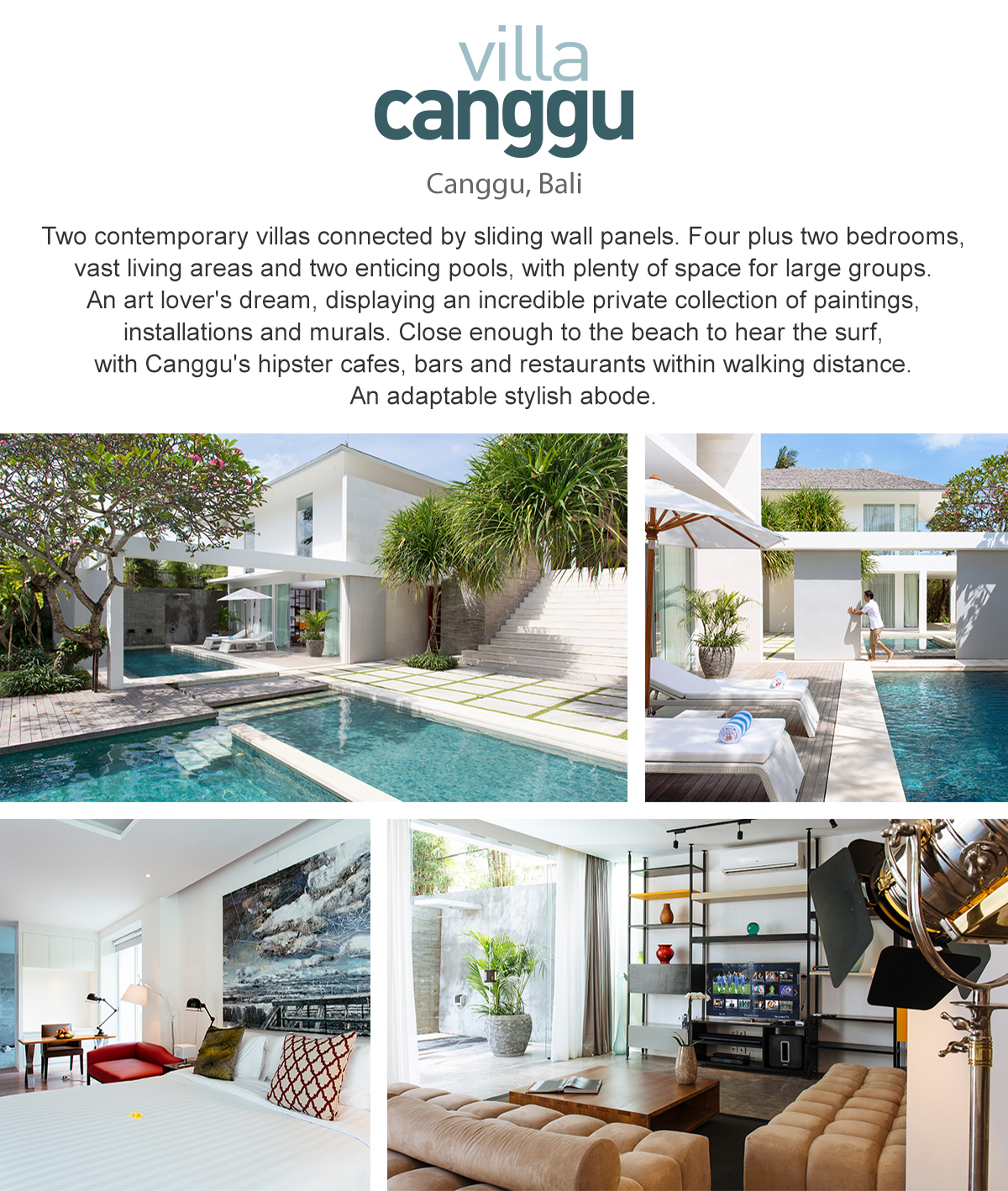 Villa Canggu - Canggu, Bali