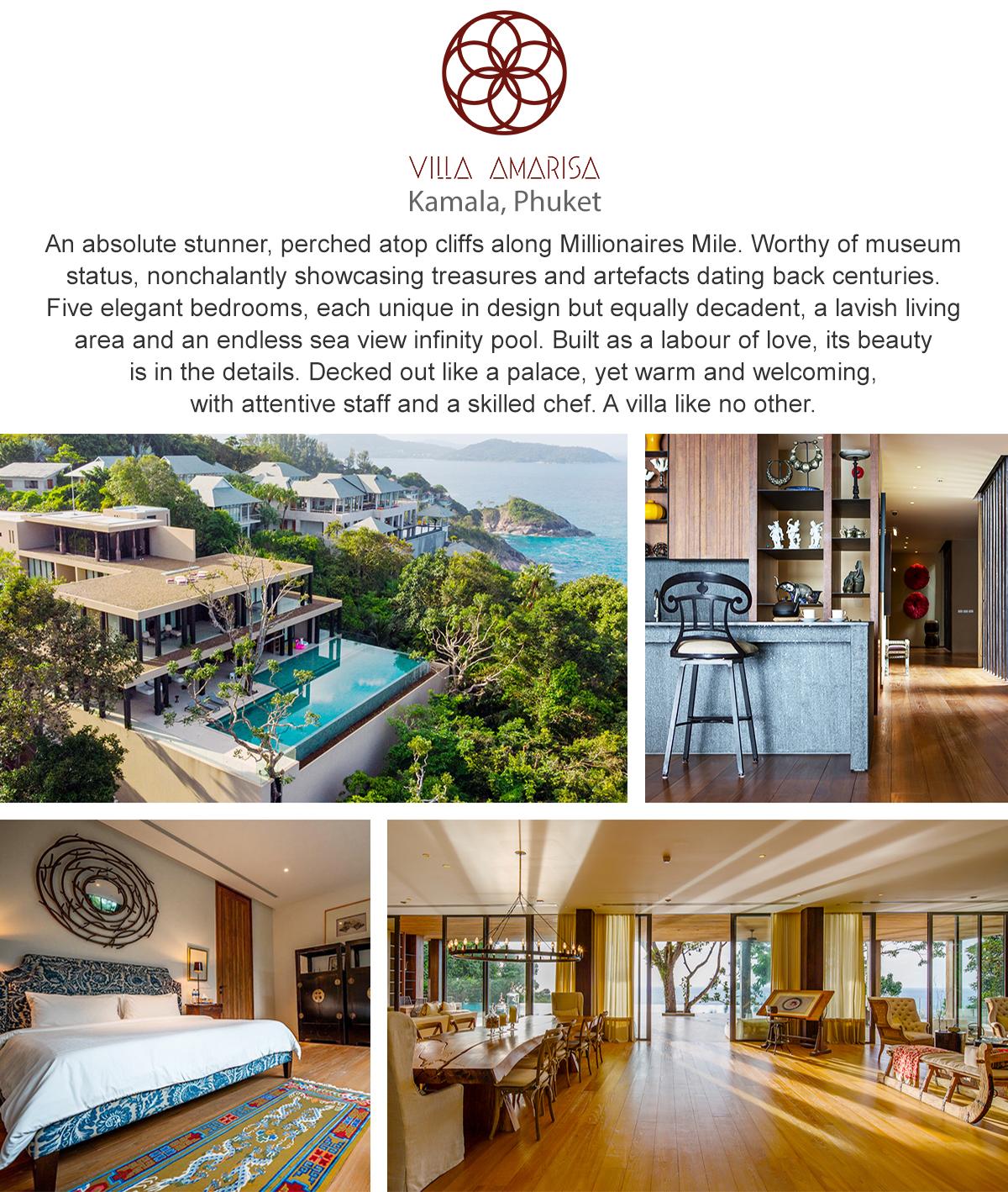 Villa Amarisa - Phuket, Thailand