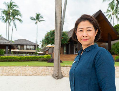 Through the Keyhole: Baan Puri's Villa Manager