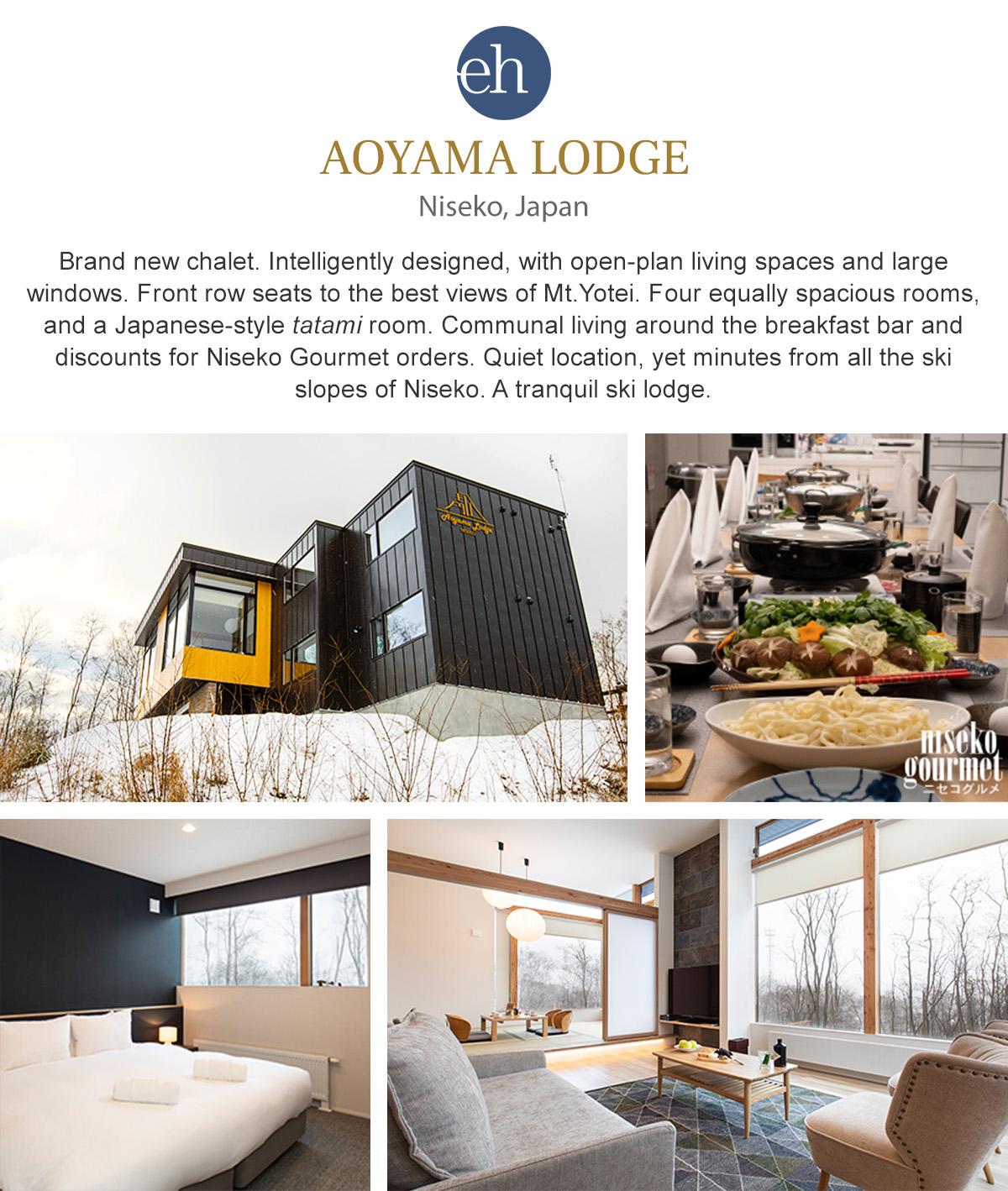Aoyama Lodge - Niseko, Japan