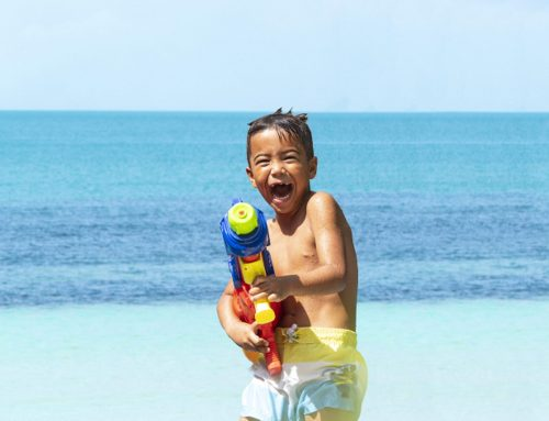 Make a Splash on Songkran