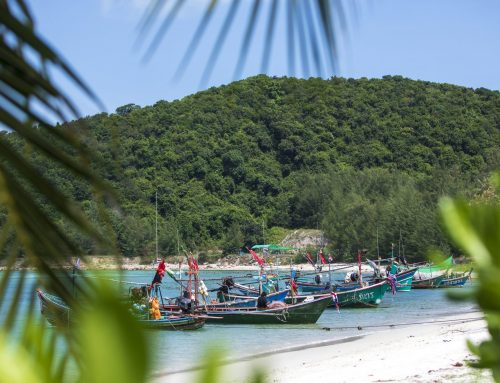Thailand Welcomes Long Stay Tourists With New Visa Announcement