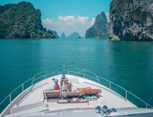 Yachting on Phuket: Best Charters for Island-Hopping
