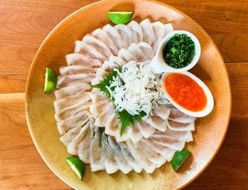 Fugu – The Most Thrilling Meal of Your Life