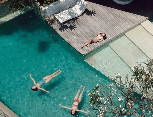A Tropical Escape With Pamela Bowie, Michelle Joan and Jessica Mila at The Layar