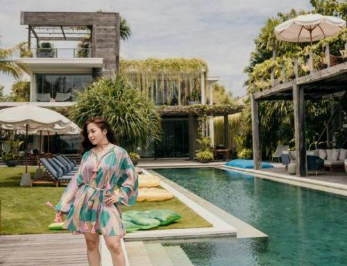 Nikita Willy's Honeymoon Staycation at Glamorous Noku Beach House