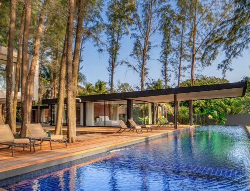 Top 10 Modern Luxury Villas in Phuket