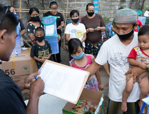 Local Communities Steps Up to Aid Stricken Tourist Destinations