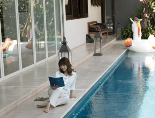 Nikita Willy's Fabulous Getaway at Villa Cendrawasih